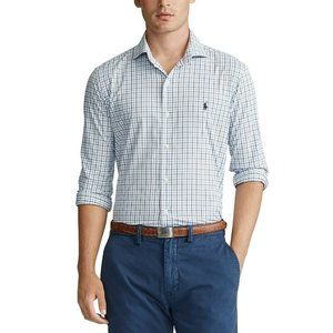 Polo Ralph Lauren Big Tall Performance Twill Shirt